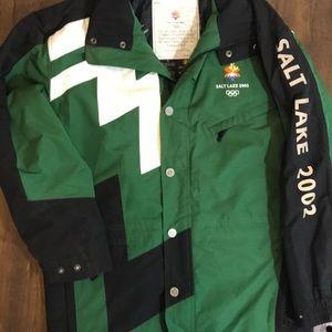 2002 Marker Salt Lake Olympics Jacket